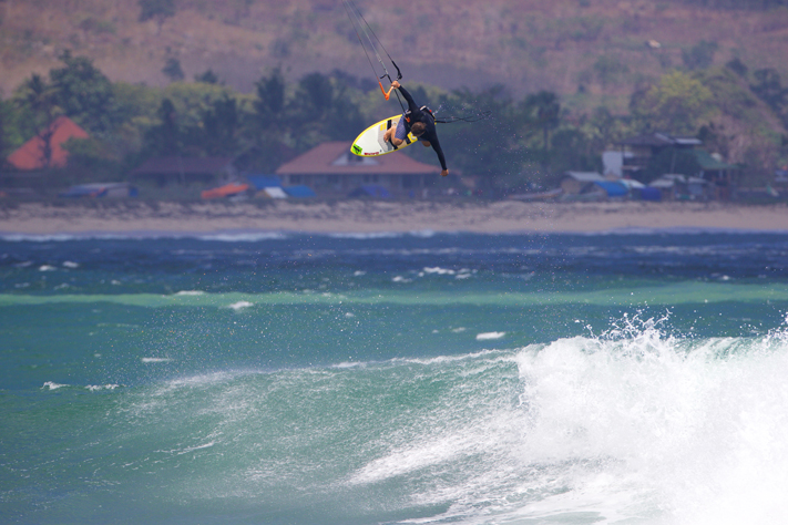 Backside Air, Indonesia