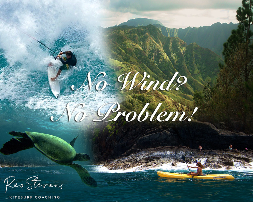 Hawaii Kitesurfing Coaching