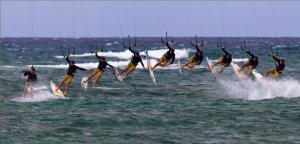 How To Kitesurf – 360 Shove-it