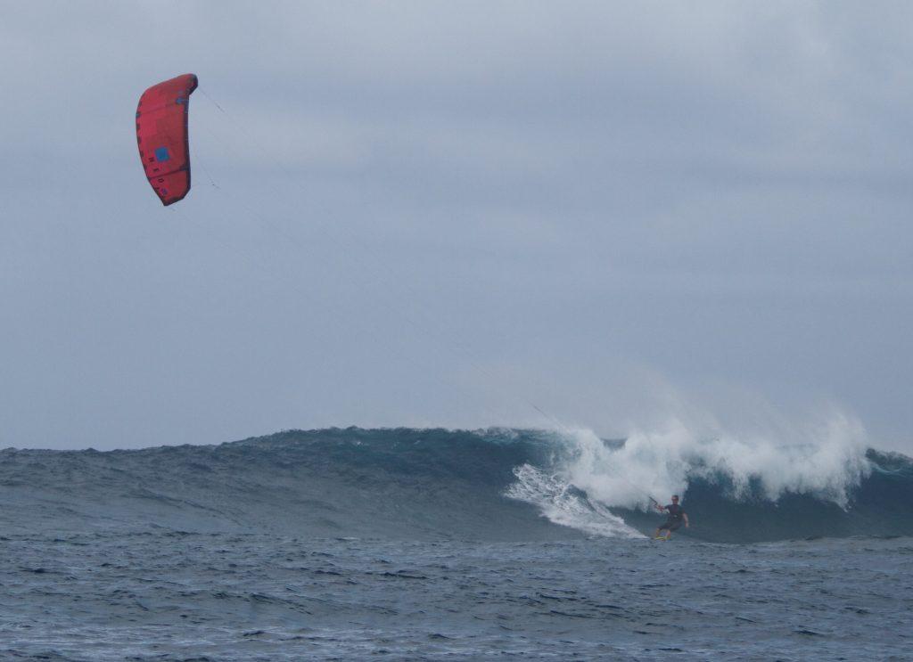 kitesurfing Marshall Islands