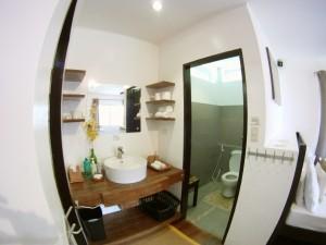 Cabana Toilet
