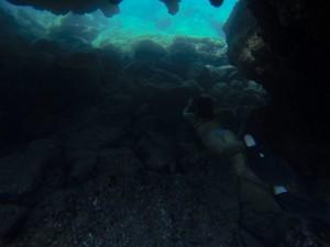 cave-dive